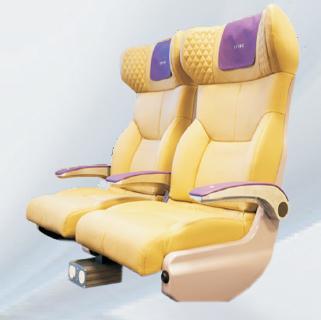 智能座椅系统