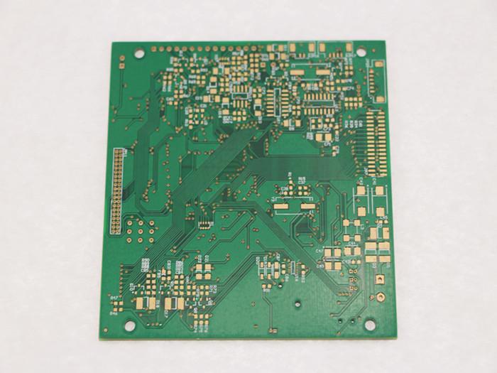 双面化金电路板