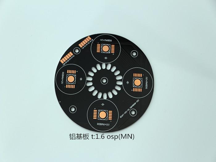 大功率铝基板OSP工艺铝基板
