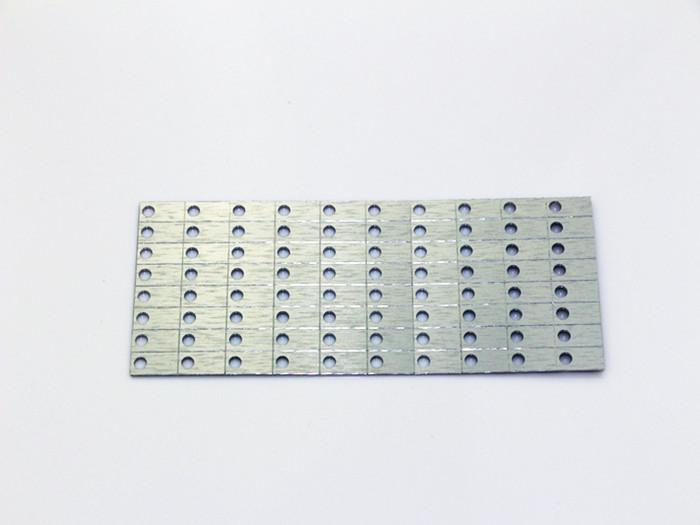 单面黑油铝基板(OSP)铝基板