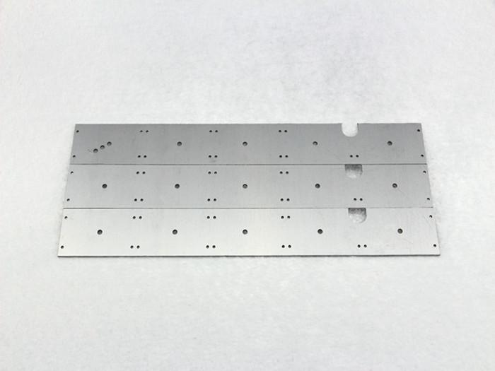 汽车工作灯铝基板|越野车顶灯铝基板50W