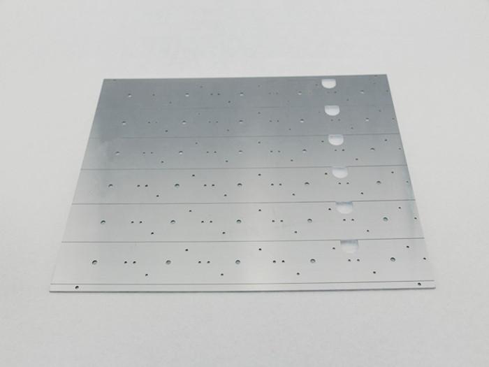 50W白色汽车工作灯铝基板