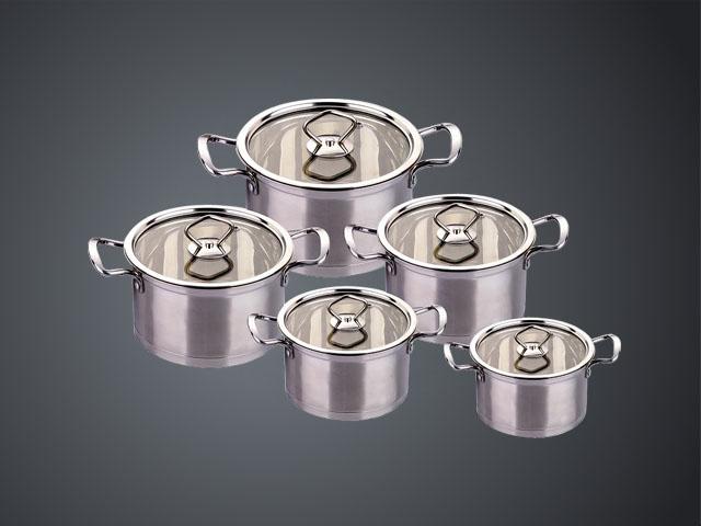 十件套汤锅套锅
