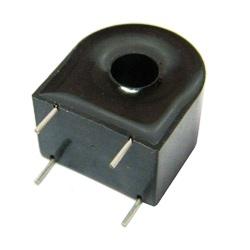 CT102高精度微型电流互感器 线性度好 220v 微型小形低压 一致性线性度好 比差角差小 0.05级 0.1s 0.2s级 穿孔闭合PCB板插针安装