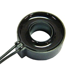 CT014 电流互感器 小电流 精密微型 穿孔 闭口 空心式 引线安装方式