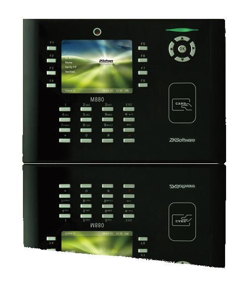 中控智慧考勤机(ZKM880)
