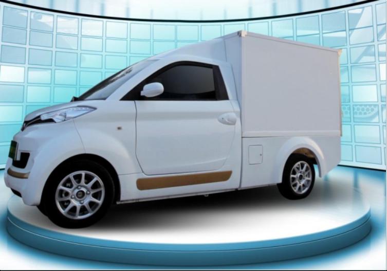 EV01纯电动物流车