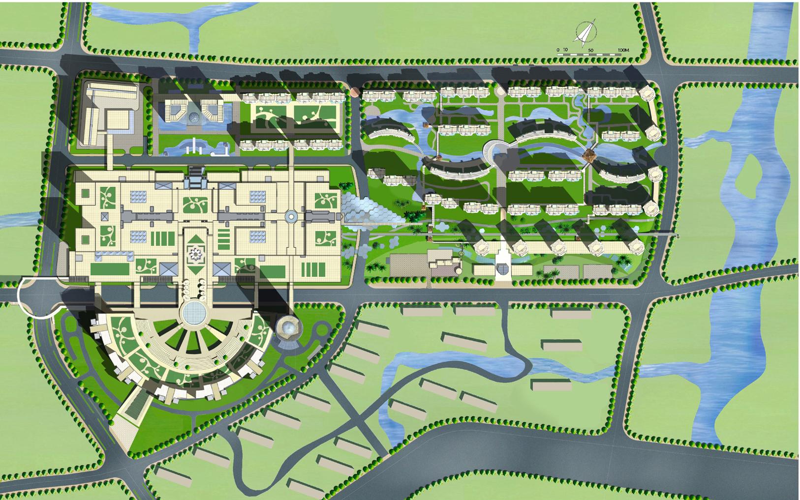 轨道交通11号线嘉定北站站点及停车场地区控详规划