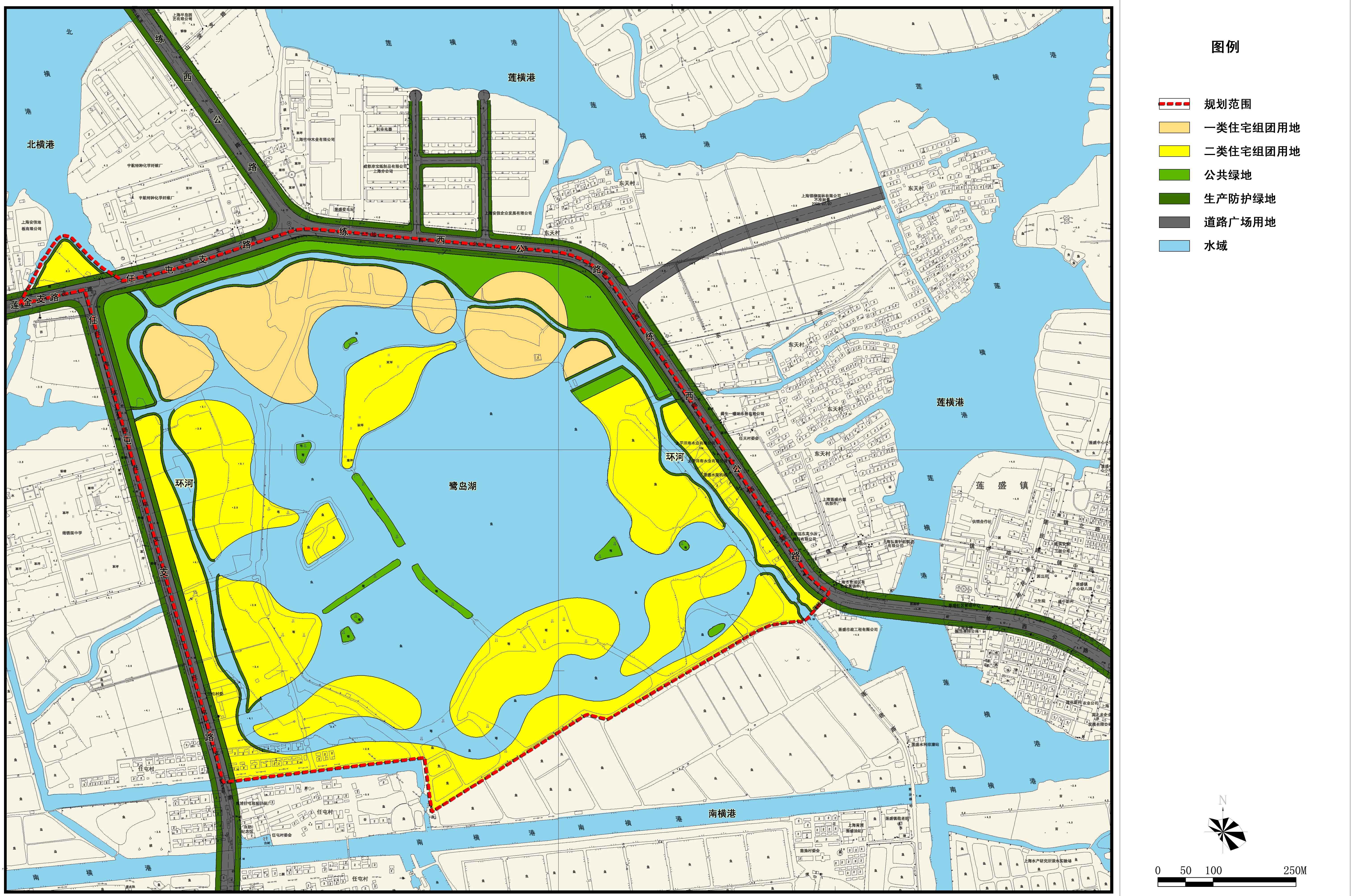 土地使用规划图副本