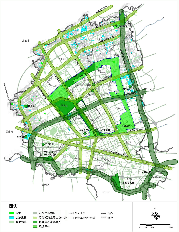 林地规划图