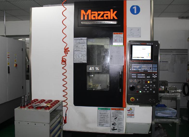 Picture of 加工中心  MAZAK VCN430A-II HS