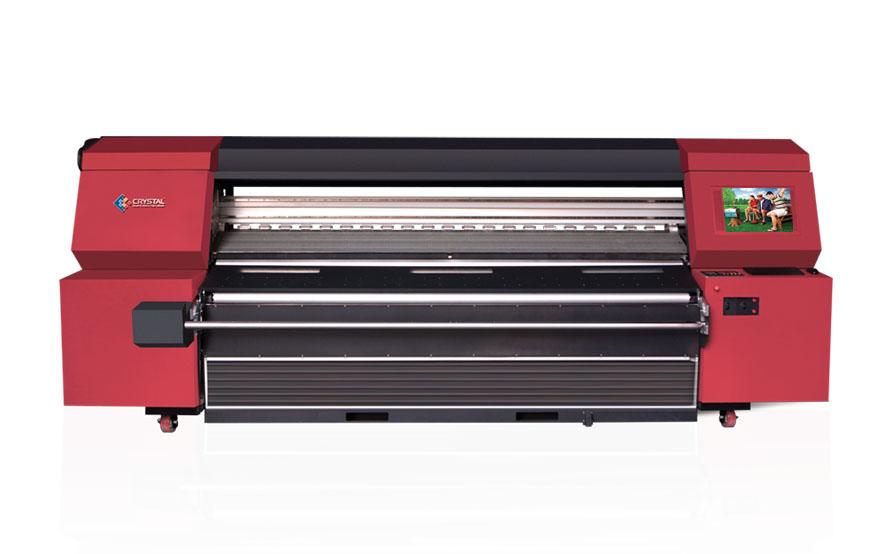 晶绘9000系列喷绘机