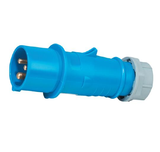 Picture of IEC plug