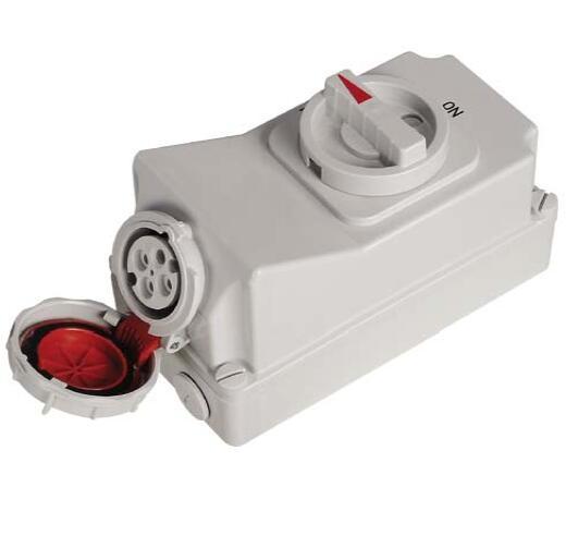 Picture of mechanical interlocking socket