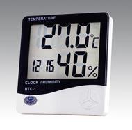 电子温湿度表HTC-1