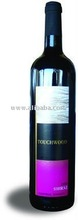Touchwood 2009 14% Dry Premium Grade Shiraz Red Wine
