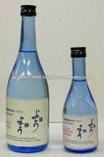 OEM company for Japanese Wine, Sake with original brand labels