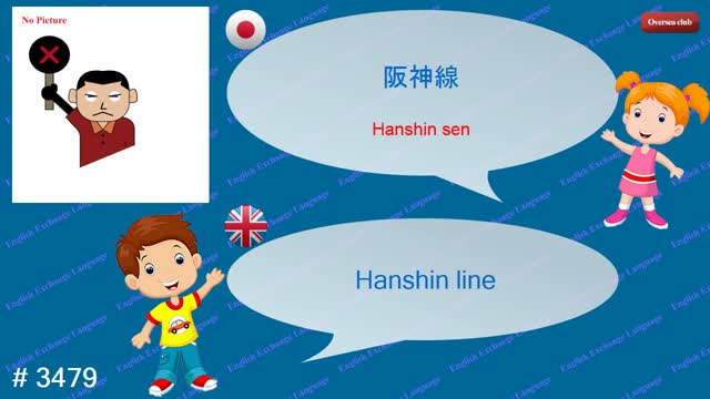 Learn Japanese vocabulary by pictures with more than 4000 words
