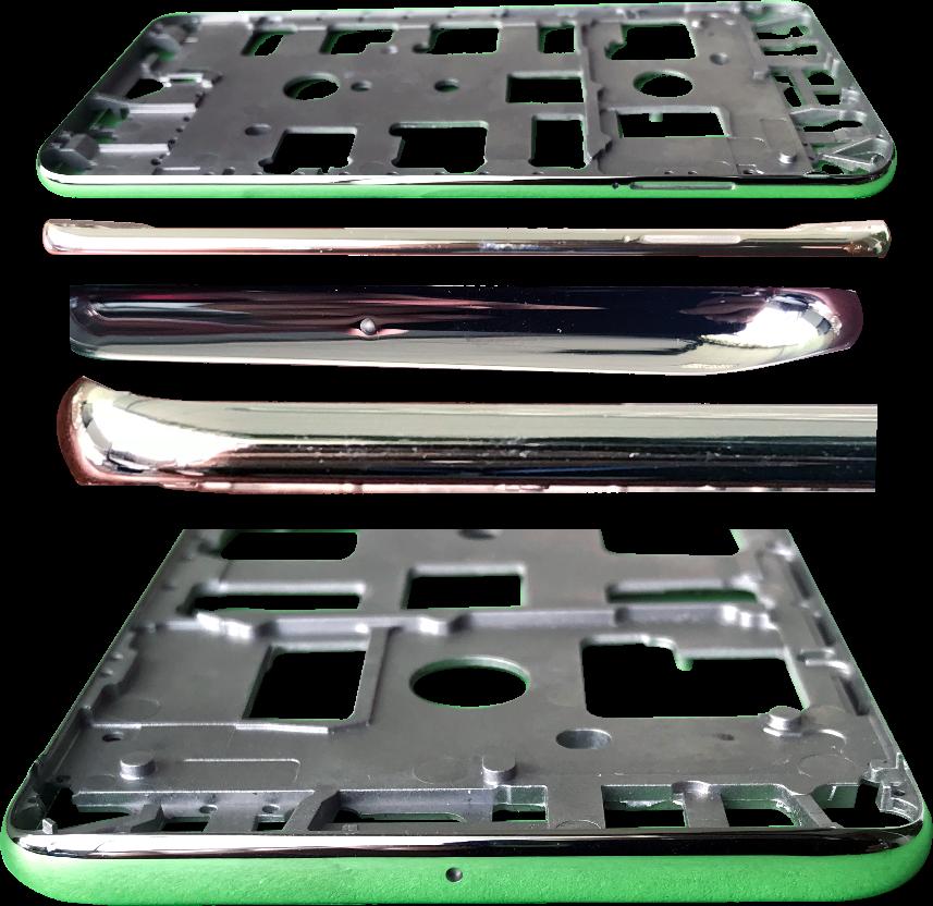 不锈钢、钛合金、液态金属—镜面研磨工艺说明