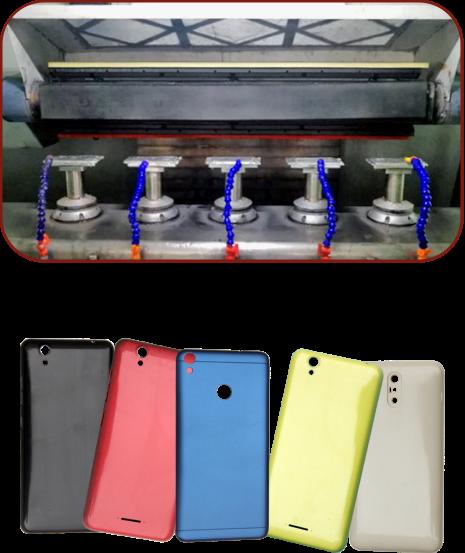 塑胶/TPU—雾面、镜面研磨工艺说明