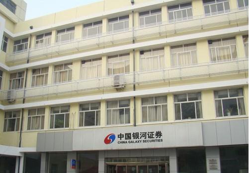 中国银河证券综合防雷工程