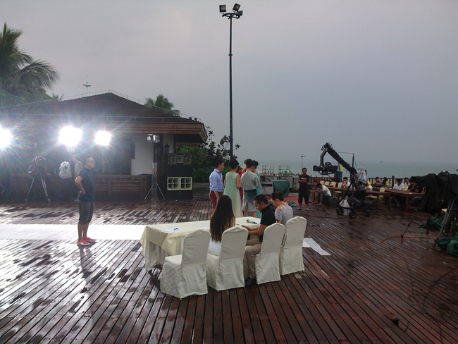 第二做原油投资销售有前途吗届CCTV美丽空姐三亚总决赛