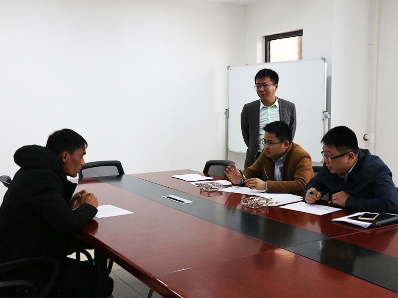 湖南然元第42期佳修产品培训会学员考试