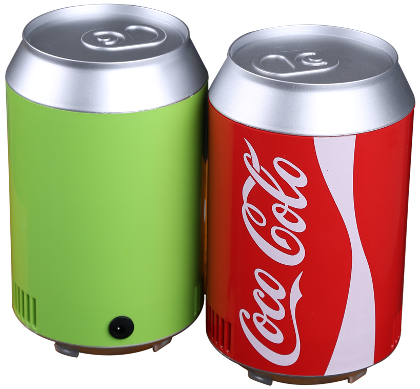 USB can cooler