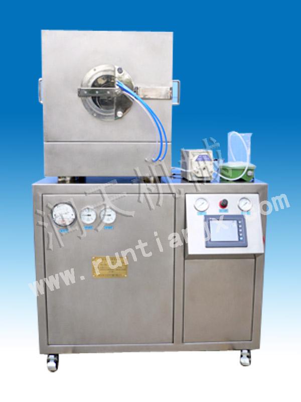 GBB系列A型实验室高效包衣机
