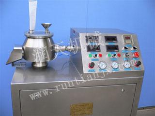 SHK系列基本型实验室湿法制粒机