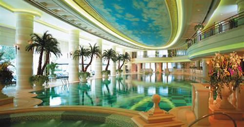 北京棕榈泉万豪行政公寓