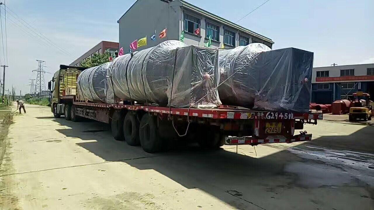 成都到江苏物流专线运输合作案例二重集团(德阳)