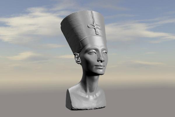 埃及艳后-奈费尔提蒂