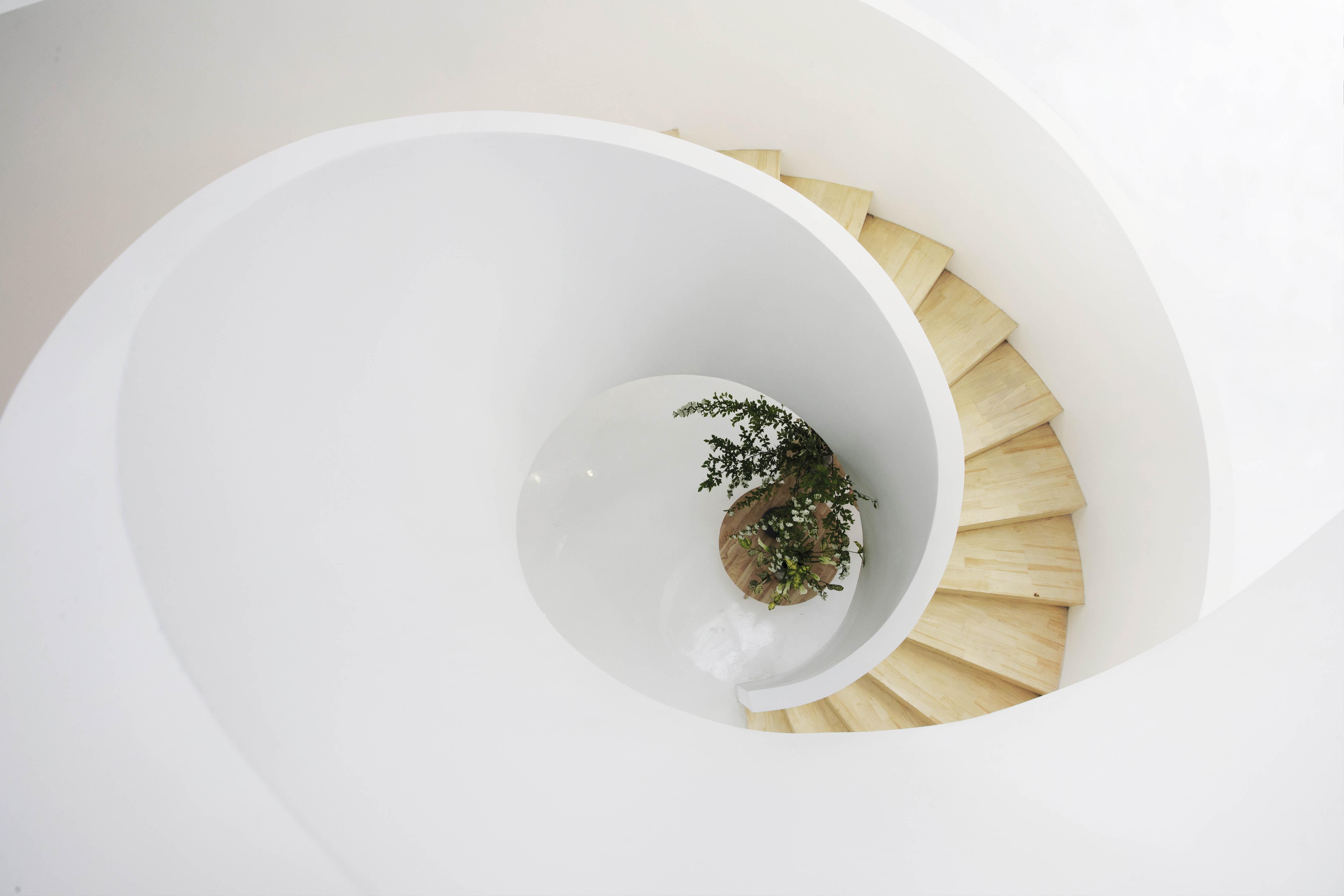 11-旋转楼梯