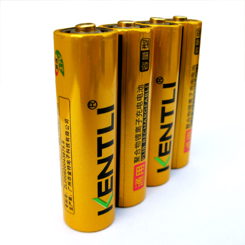 AA 5号 PM5充电锂电池