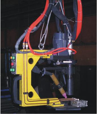 自动丝堵焊接机