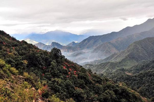 徒步翻越高黎贡山!一步一景,美到窒息!