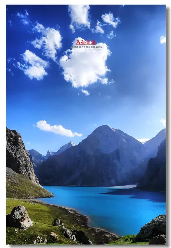 轻装徒步新疆乌孙古道摄影版