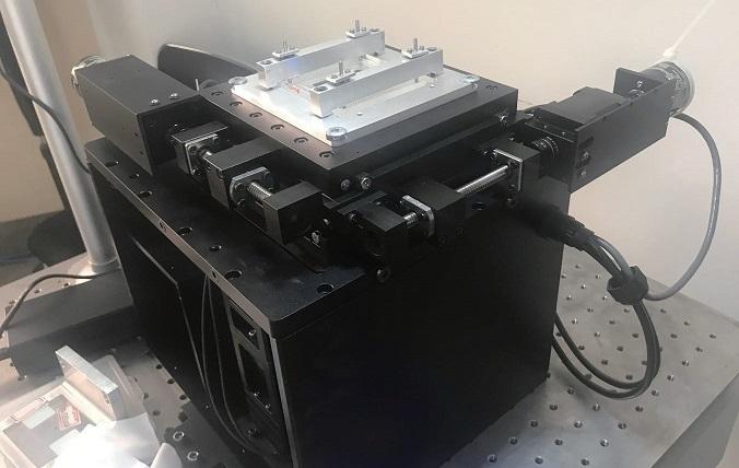 荧光自动检测系统