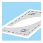 模切工艺产品识别特征设计-大隆科技www.hkdalong.com