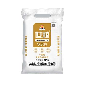 世粮饺皮粉10KG
