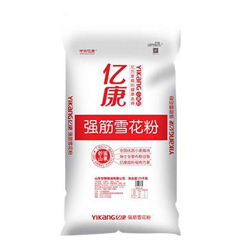 亿康强筋雪花粉25kg