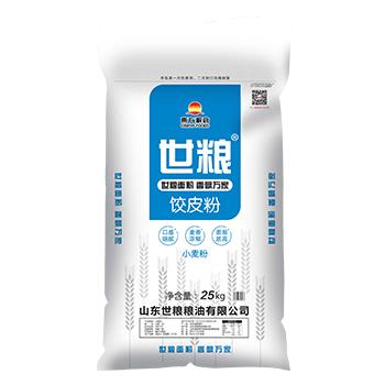 世糧餃皮粉25KG