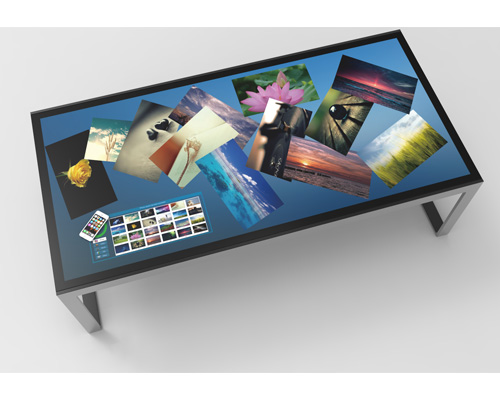 Picture of 34inch—70inch Ultra Widescreen smart touch table