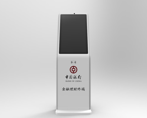 Picture of 55inch Vertical Touch Terminal