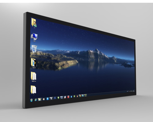 Picture of 34 inch professional display