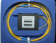 1310/1550nm 波分复用器(Cascaded High Isolation Fused Fiber Optic WDM)