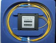 1310/1550nm 波分复用器(Cascaded High Isolation Fused Fiber Optic WDM)