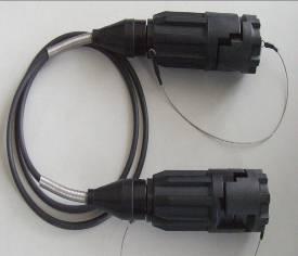 野战光缆连接器组件(Military Field Optic Cable Connector subassembly)
