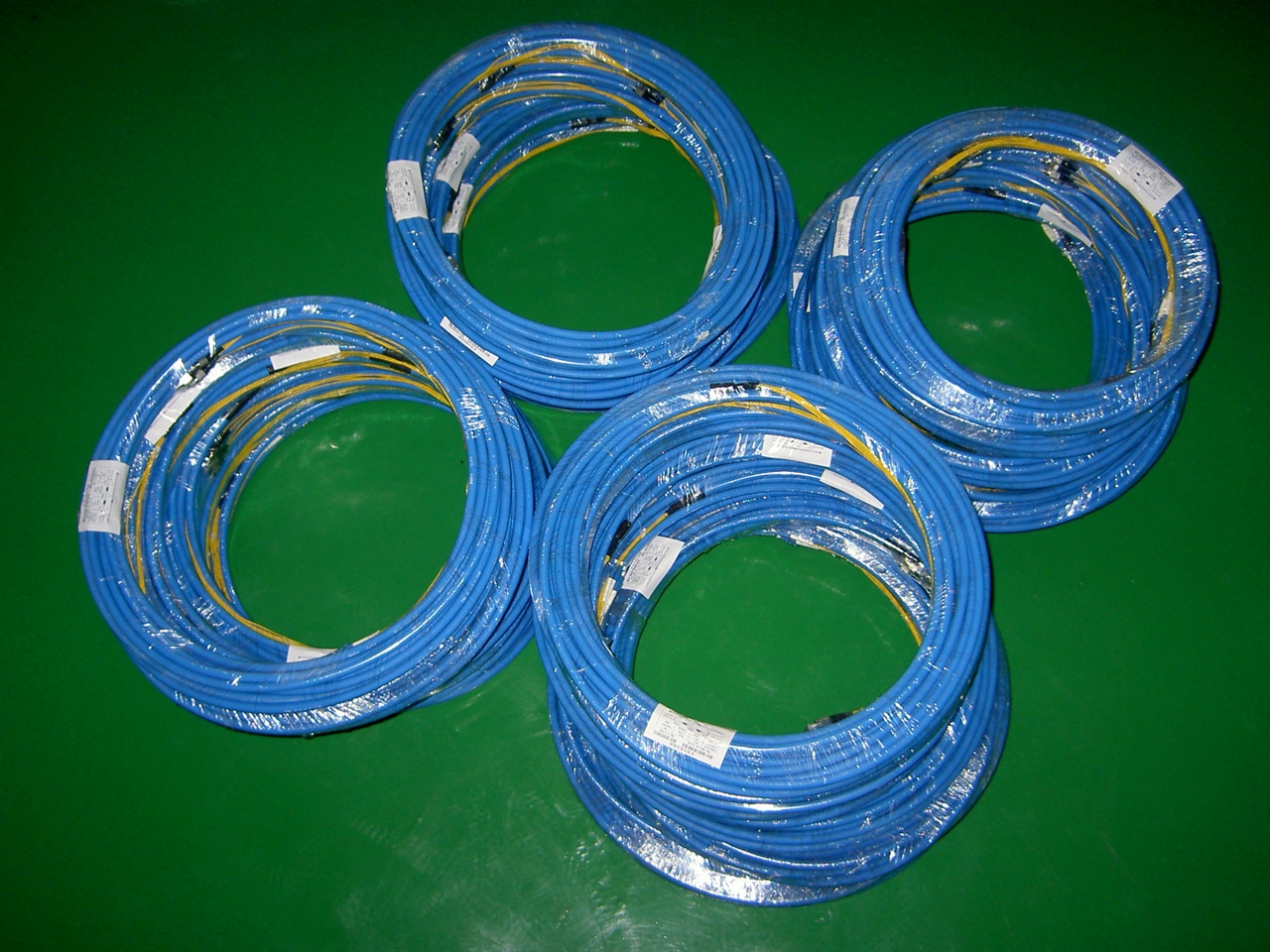 4芯矿用光缆连接器分支(4 Cores Mine Cable Branch Connectors)